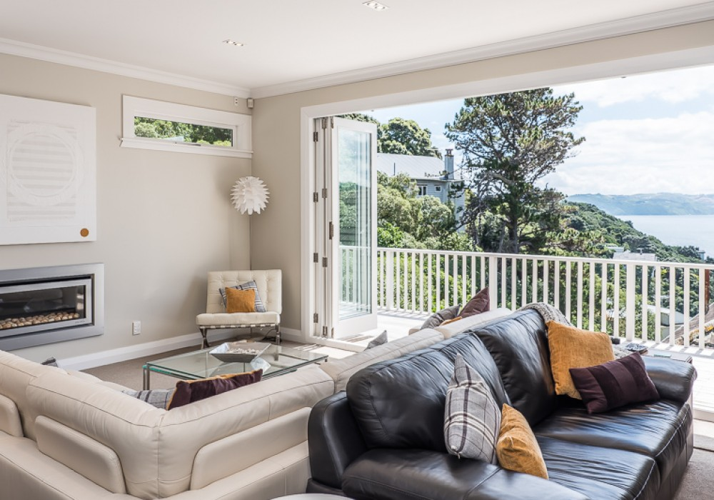 Fully furnished executive home for rent Hataitai Wellington